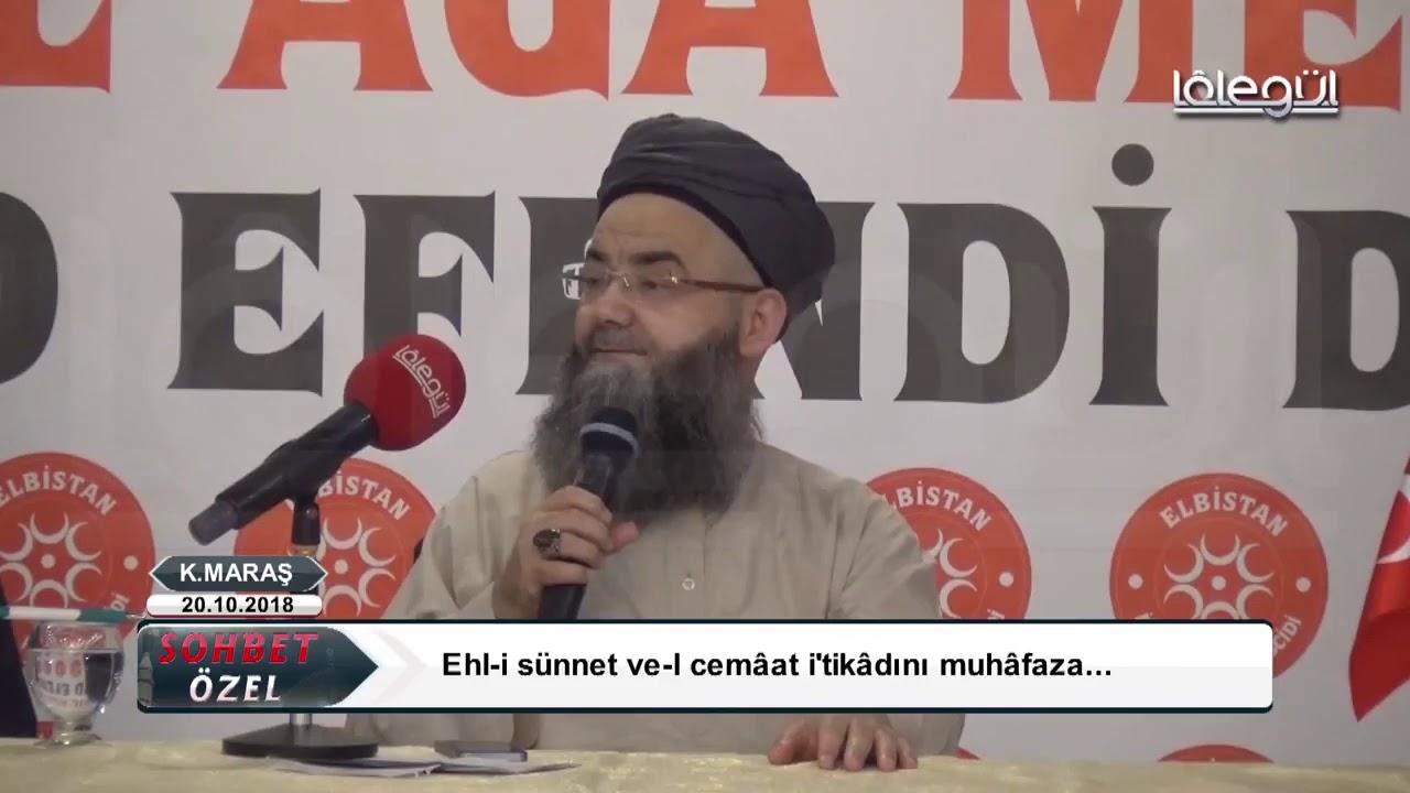 Kahramanmaraş Sohbeti 20 Ekim 2018