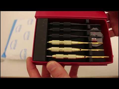 UMsky Dart Pfeile Set 6 Stück 22g Dart Flights Aluminium Shafts und Messing Dartpfeile Unboxing