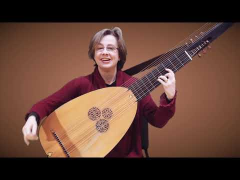 What is the Baroque Theorbo?