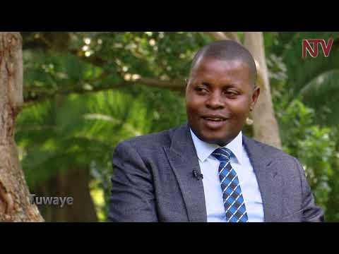 TUWAYE: Robert Kasibante annyonyola