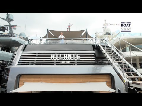 [ENG] CRN M/Y ATLANTE – Luxury Yacht Review – The Boat Show