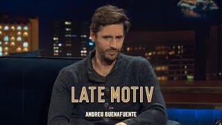 LATE MOTIV   Juan Diego Botto. Sobre Las Hojas De Hierba    #LateMotiv644