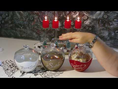 Geschenkidee für Naschkatzen - Glasdose Seelenfutter von Ritzenhoff & Breker