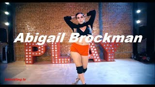 Abigail Brockman super Dance Choreography | Compilation