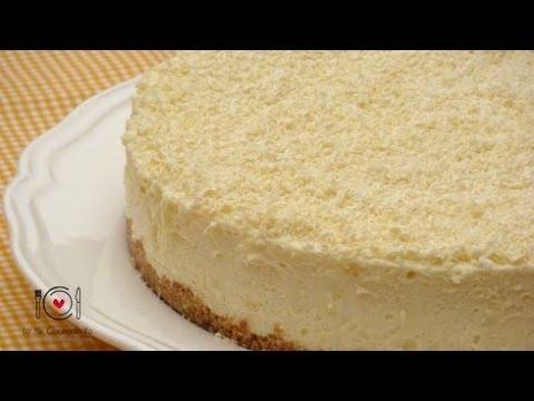 Cómo hacer Tarta de Chocolate Blanco | LHCY