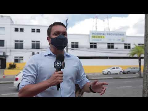 Covid-19: Mortes e ocupação de leitos voltam a aumentar em Pernambuco