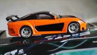 Fast And Furious GreenLight Collectibles Han's 1997 Mazda RX-7