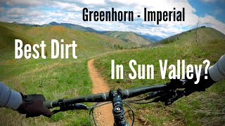 Greenhorn Gulch - Imperial Loop - Sun Valley, Idaho: this video shows it in all it's glory