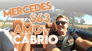 PRIOR-DESIGN - Mercedes S 63 AMG Cabrio | Testfahrt