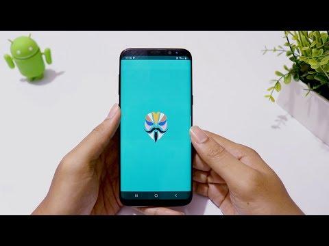How to root Samsung S8 & S8+ G950F, G950N, G950G, G950U, G9250W