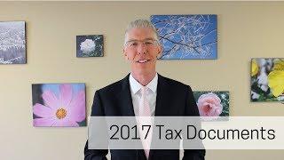 2017 Tax Documents