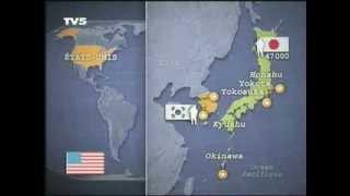 Déploiement militaire US dans le Monde - documentaire !