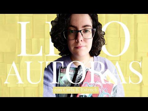 Ep. 01   LEO AUTORAS Octubre, con Carla B. Estruch   La Biblioteca Ambulante  PODCAST