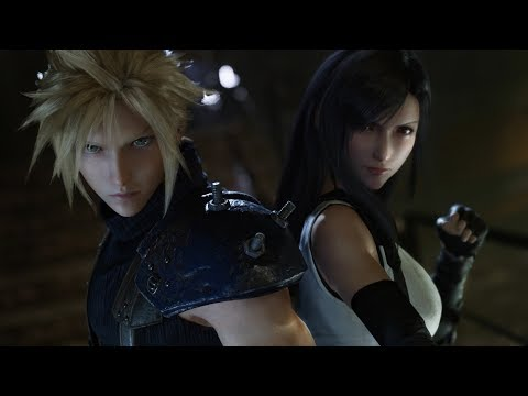 Trailer japonais  de Final Fantasy VII Remake