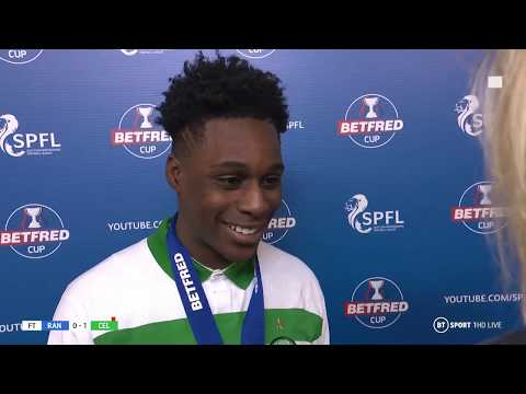 """""""The best game ever!"""" Jeremie Frimpong's incredible interview!"""