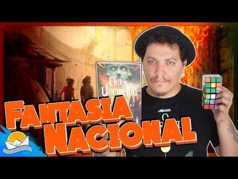 5 MOTIVOS PARA LER ORDEM VERMELHA   Felipe Castilho