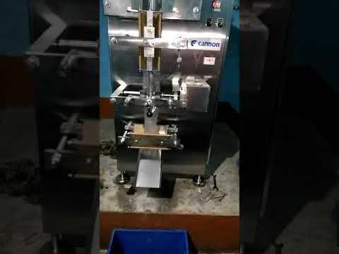 Biodegradable Liquid Packing Machine