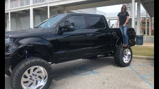 Her Lifted F150 Transformation