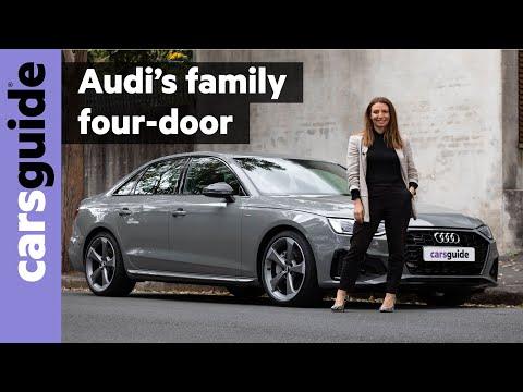 Audi A4 2021 review: 45 TFSI