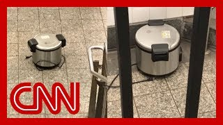 NYC Transit Hub Evacuated After 3 Rice Cookers Found