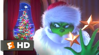 The Grinch (2018) - The Christmas Thief Scene (8/10) | Movieclips