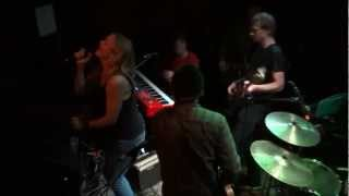 Storm Large Does Springsteen - FIRE and BORN TO RUN, Portland OR. Nov. 27, 2012