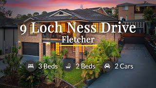 9 Loch Ness Drive Fletcher