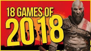 The BEST games coming in 2018 [gamepressure.com]