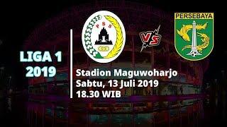Live Streaming Liga 1 2019 PSS Sleman vs Persebaya Surabaya Petang Ini Pukul 18.30 WIB
