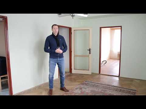 Video Prodej bytu 2+1 v osobním vlastnictví 54 m², Plzeň