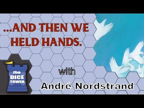 Dice Tower Reviews: ...and then, we held hands - with Takras