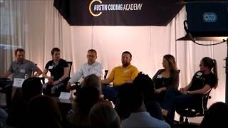 Tech Recruiter Forum with Austin Coding Academy