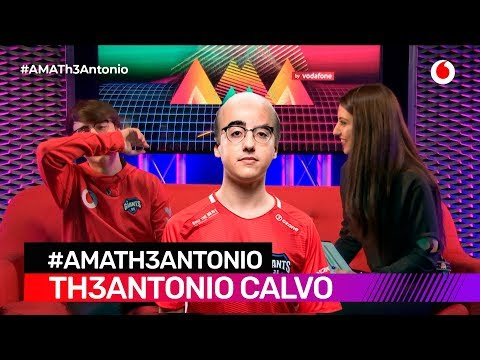 El flequillo de Th3Antonio - #AMATh3Antonio