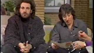 10cc - KEVIN  GODLEY AND LOL CREME WITH ANNE AND NICK