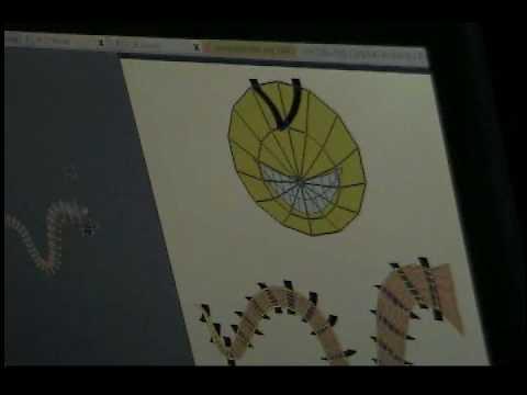 Curso 3D Blender Fundación Casa del Bosque.