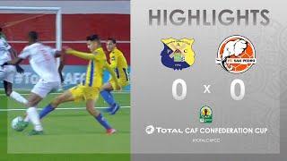 CC CAF : Paradou AC 0-0 FC San Pédro