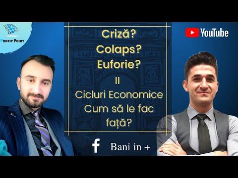 Cicluri Economice! Ce să învățăm din această perioadă? Educație Financiară Online