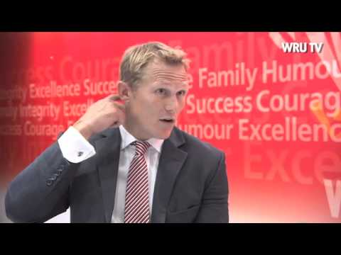 On becoming Head of Rugby for the WRU (2013)