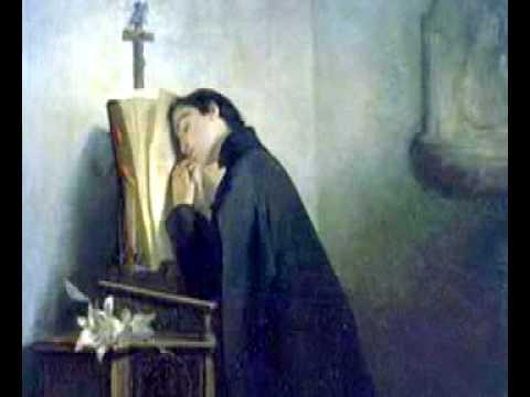 St Aloysius Gonzaga Saints Angels Catholic Online