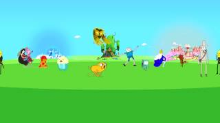 Adventure time 360 / Время приключений