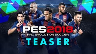 Pro Evolution Soccer 2018 STEAM cd-key GLOBAL