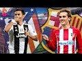 Griezmann Ke Barcelona Dybala Ke Atletico ?!? 10 Rangkuman Rumor Transfer Musim Panas 2019