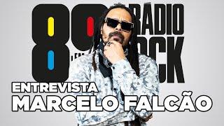 Marcelo Falcão na Rádio Rock 89