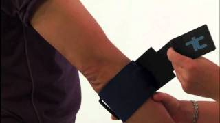 Tennis Elbow Bandage Black video