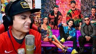 [Reaccion] Sebastián Yatra, Daddy Yankee, Natti Natasha   Runaway Ft. Jonas Brothers   Themaxready