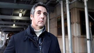 Trump's ex-lawyer Michael Cohen deserves jail time, prosecutors say