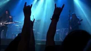 Evergrey - Rulers Of The Mind - live in Antwerp - 2012