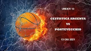 U13: Pontevecchio – Cestistica highlights