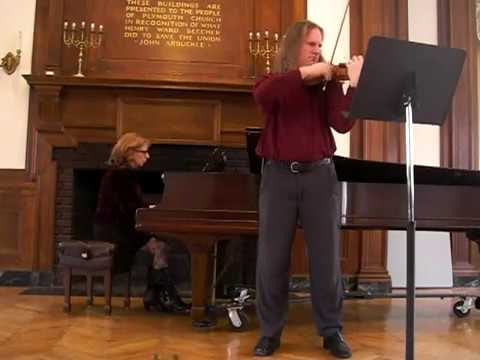 Nottorno for Violin and Piano by Susan Fischer
