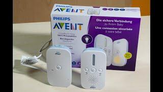 Babyphone Philips Avent SCD503 | Unboxing und Test
